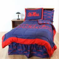 Mississippi Rebels NCAA Bed in a Bag