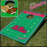 Mississippi Rebels College Bean Bag Tailgate Toss Game