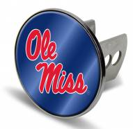 Mississippi Rebels Laser Hitch Cover
