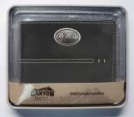 Mississippi Rebels Silas Canyon Zippered Wallet
