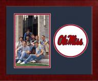 Mississippi Rebels Spirit Vertical Photo Frame