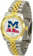 Mississippi Rebels Men's Executive Watch