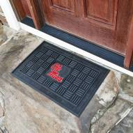 Mississippi Rebels Vinyl Door Mat