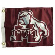 "Mississippi State Bulldogs 14"" x 15"" Golf Cart Flag"