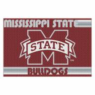 """Mississippi State Bulldogs 39"""" x 59"""" Area Rug"""