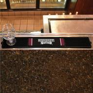 Mississippi State Bulldogs Bar Mat