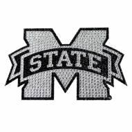 Mississippi State Bulldogs Bling Car Emblem
