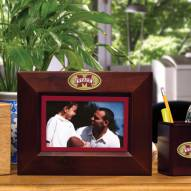 Mississippi State Bulldogs Brown Landscape Picture Frame
