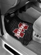 Mississippi State Bulldogs Car Floor Mats