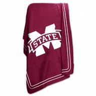 Mississippi State Bulldogs NCAA Classic Fleece Blanket