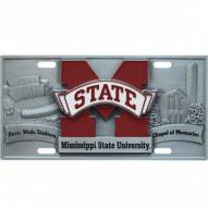 Mississippi State Bulldogs Collector's License Plate