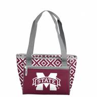 Mississippi State Bulldogs Double Diamond Cooler Tote