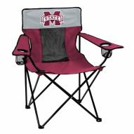 Mississippi State Bulldogs Elite Tailgating Chair