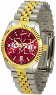 Mississippi State Bulldogs Executive AnoChrome Men's Watch
