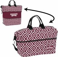 Mississippi State Bulldogs Expandable Tote Bag