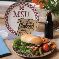 Mississippi State Bulldogs Gameday Ceramic Plate