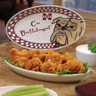 Mississippi State Bulldogs Gameday Ceramic Platter