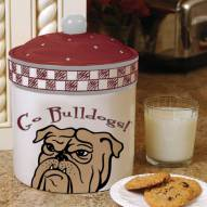 Mississippi State Bulldogs Gameday Cookie Jar