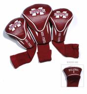 Mississippi State Bulldogs Golf Headcovers - 3 Pack