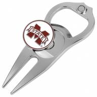 Mississippi State Bulldogs Hat Trick Golf Divot Tool