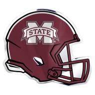 Mississippi State Bulldogs Helmet Car Emblem