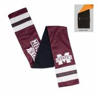 Mississippi State Bulldogs Jersey Scarf