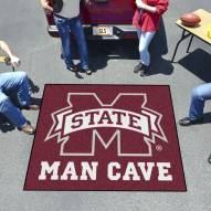 Mississippi State Bulldogs Man Cave Tailgate Mat