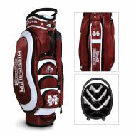 Mississippi State Bulldogs Medalist Cart Golf Bag