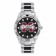 Mississippi State Bulldogs Men's Heavy Hitter Watch