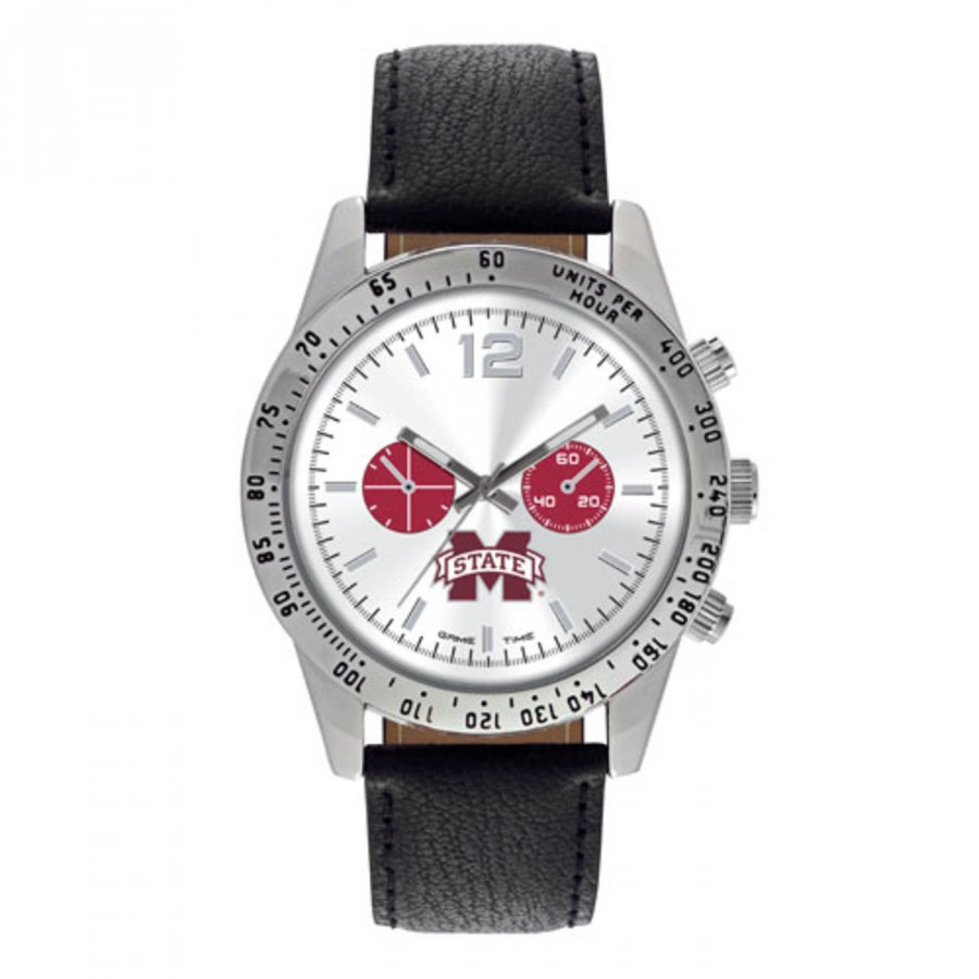 Mississippi State Bulldogs Men's Letterman Watch