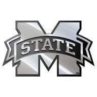 Mississippi State Bulldogs Metal Car Emblem