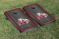 Mississippi State Bulldogs Onyx Stained Border Cornhole Game Set