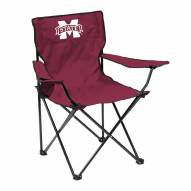 Mississippi State Bulldogs Quad Folding Chair