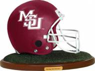 Mississippi State Bulldogs Replica Football Helmet Figurine