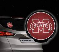 Mississippi State Bulldogs Light Up Power Decal