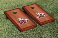 Mississippi State Bulldogs Rosewood Stained Border Cornhole Game Set