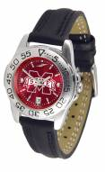 Mississippi State Bulldogs Sport AnoChrome Women's Watch