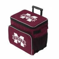 Mississippi State Bulldogs Tracker Rolling Cooler