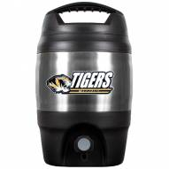 Missouri Tigers 1 Gallon Beverage Dispenser