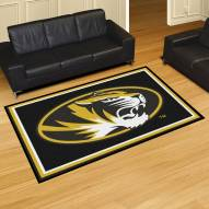 Missouri Tigers 5' x 8' Area Rug