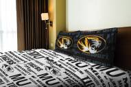 Missouri Tigers Anthem Full Bed Sheets
