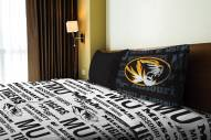 Missouri Tigers Anthem Twin Bed Sheets