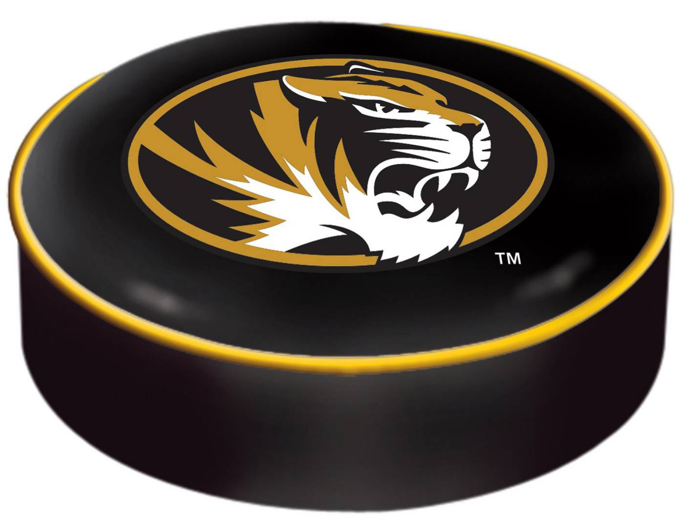 Missouri Tigers Bar Stool Seat Cover