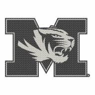 Missouri Tigers Bling Car Emblem