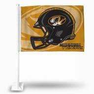Missouri Tigers Car Flag
