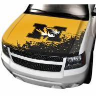 Missouri Tigers Car Hood Cover