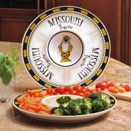 Missouri Tigers Ceramic Chip and Dip Serving Dish
