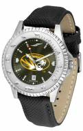 Missouri Tigers Competitor AnoChrome Men's Watch