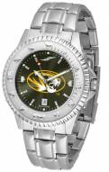Missouri Tigers Competitor Steel AnoChrome Men's Watch