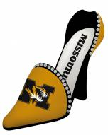 Missouri Tigers Decorative Shoe Wine Bottle Holder